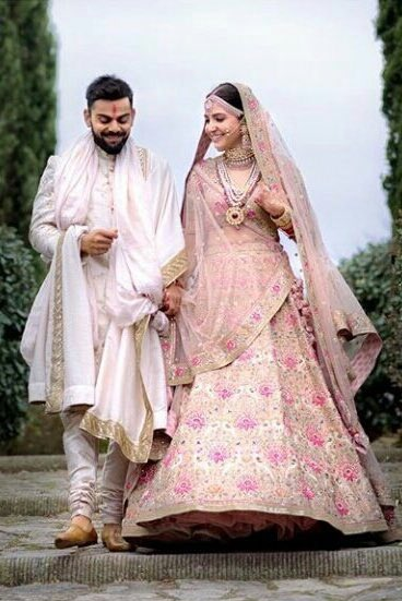India Tv - Anushka Sharma and Virat Kohli