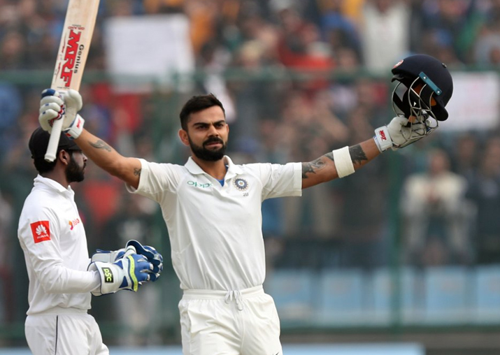 Virat Kohli breaks Brian Lara's record of hitting most