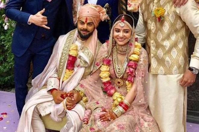 Check out who designed Virat-Anushka's wedding
