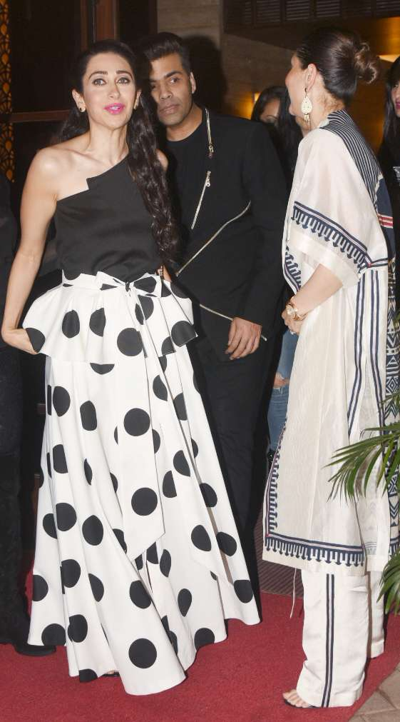 India Tv - Bollywood christmas party