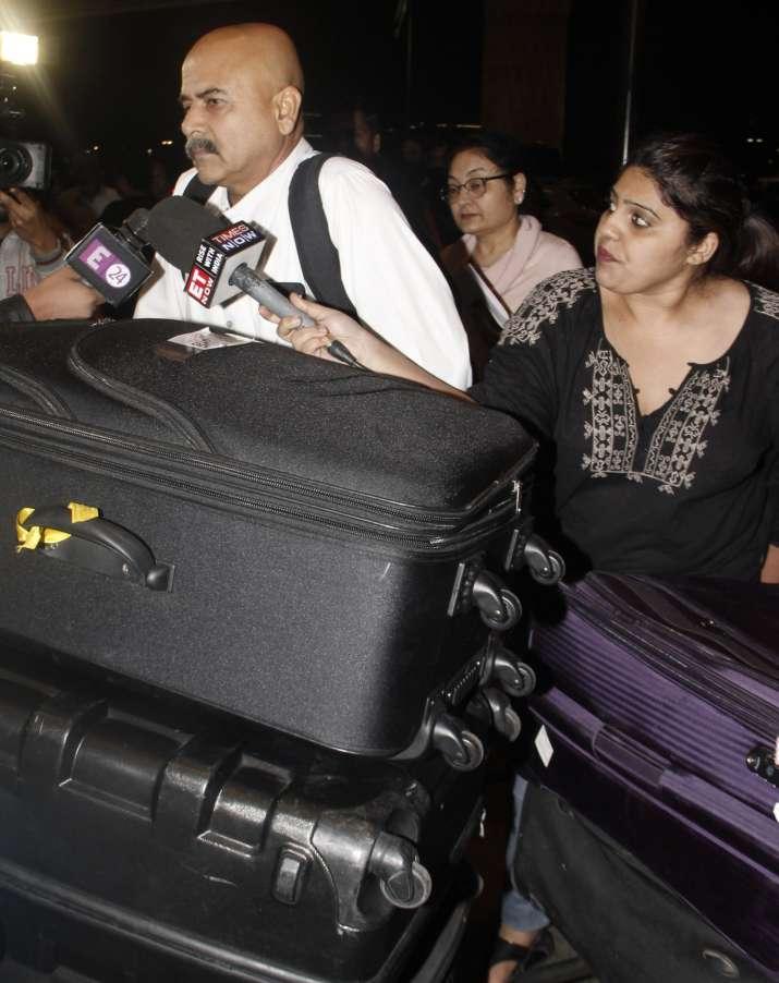 India Tv - Anushka's family
