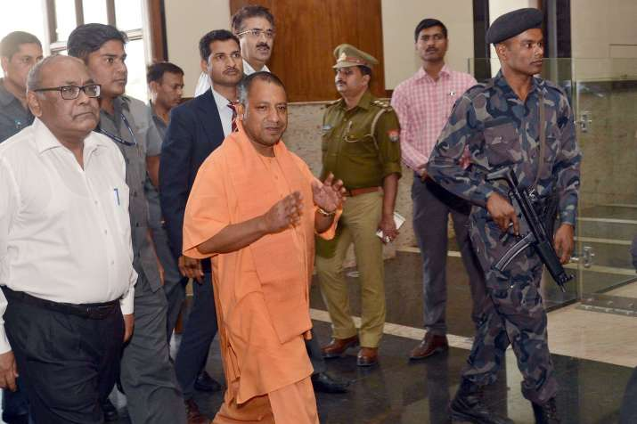 UP govt withdrawing cases against CM Yogi, Union Minister,