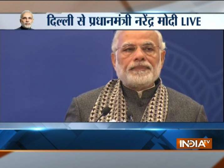 LIVE: PM Modi addresses first PIO Parliamentary Conference,