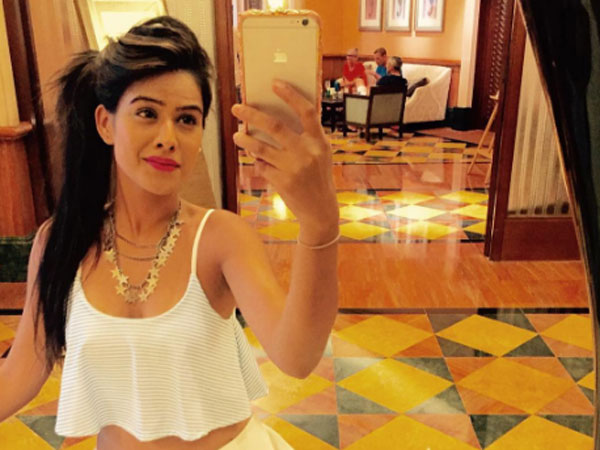 This is how Nia Sharma welcomed New Year