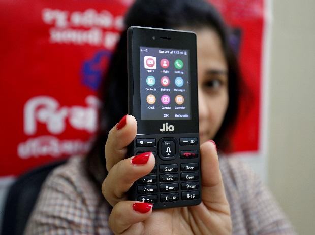 JioPhone is contributing big in Reliance Jio's growth .