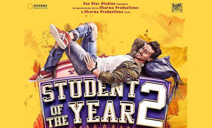 India Tv - Tiger Shroff in SOTY 2