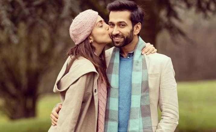 Nakuul Mehta And His Wife