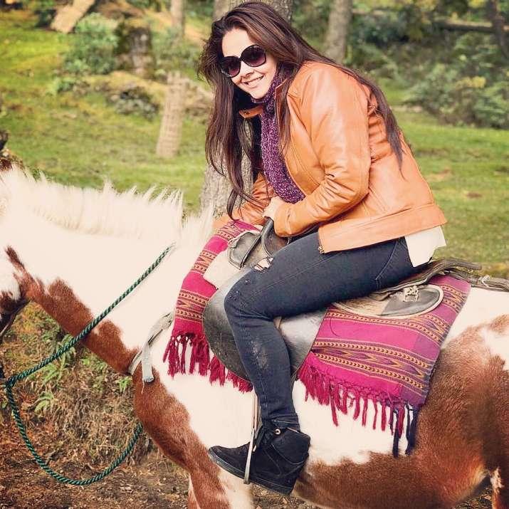 India Tv - Devoleena Bhattacharjee