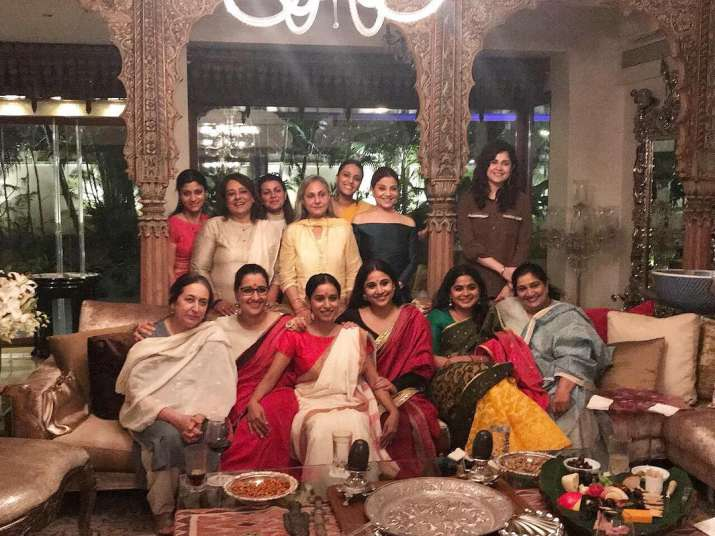 Jaya Bachchan party