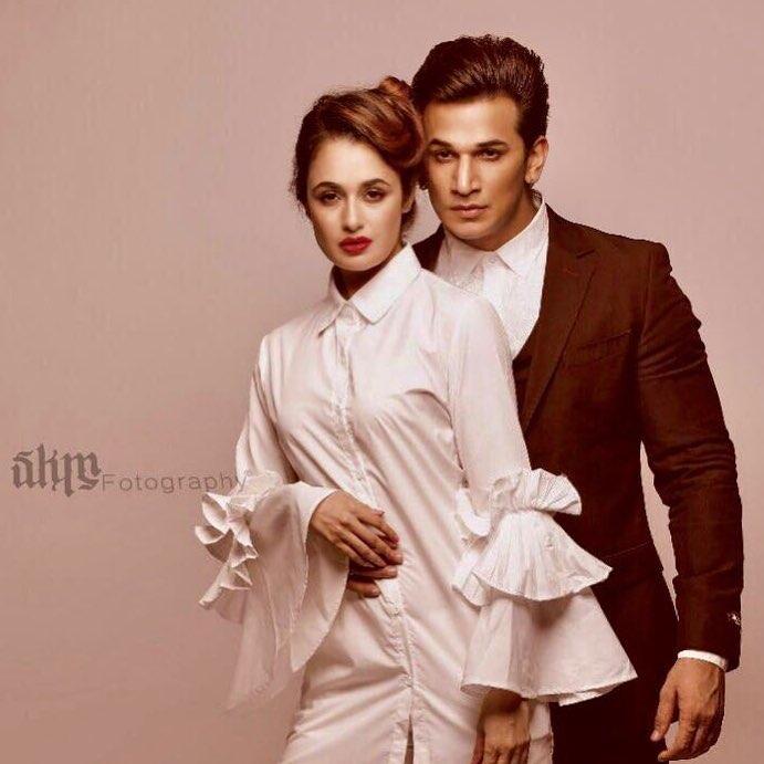 India Tv - Prince and Yuvika