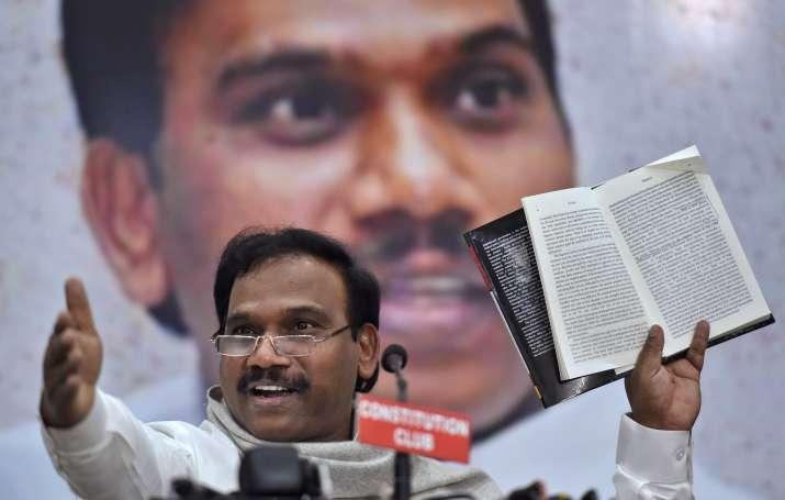 Vinod Rai was a 'contract killer' to kill UPA-2 government,