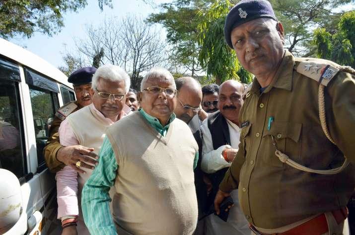 RJD supremo Lalu Prasad Yadav was convicted by a special