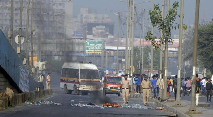 India Tv - The anger over violence in Pune during Koregaon battle anniversary spread across the state within 24 hours