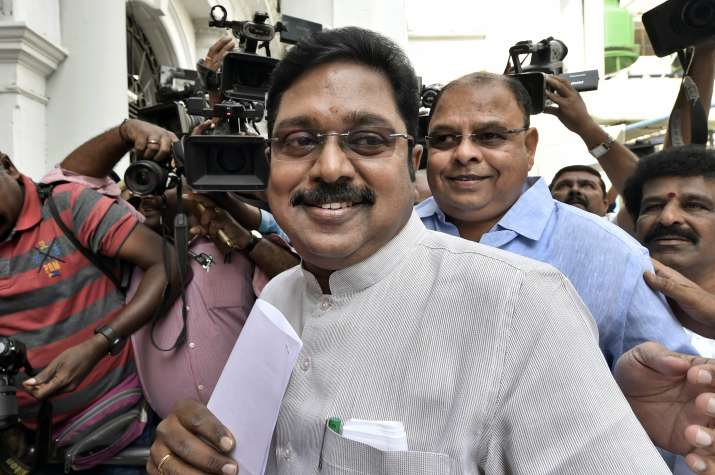 Tamil Nadu: Dhinakaran to announce name of his political