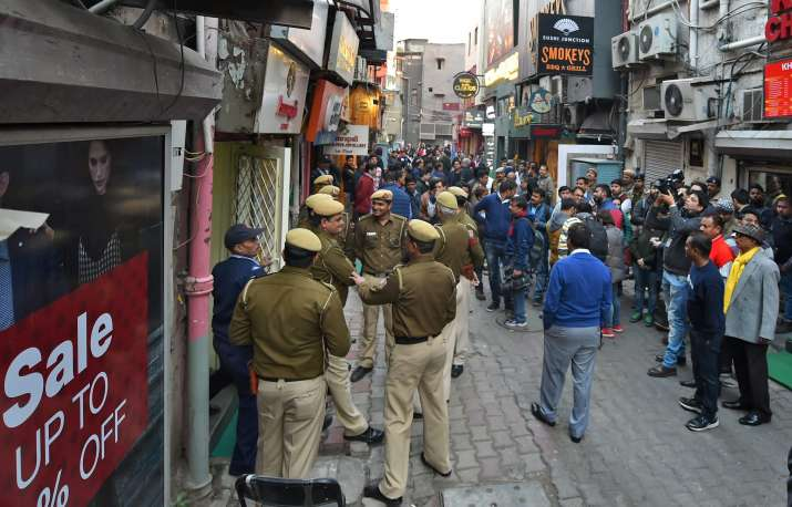 NDMC crackdown on Khan Market, famous salons and