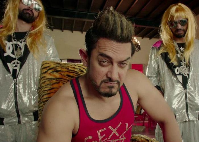 Aamir Khan in a scene from Secret Superstar