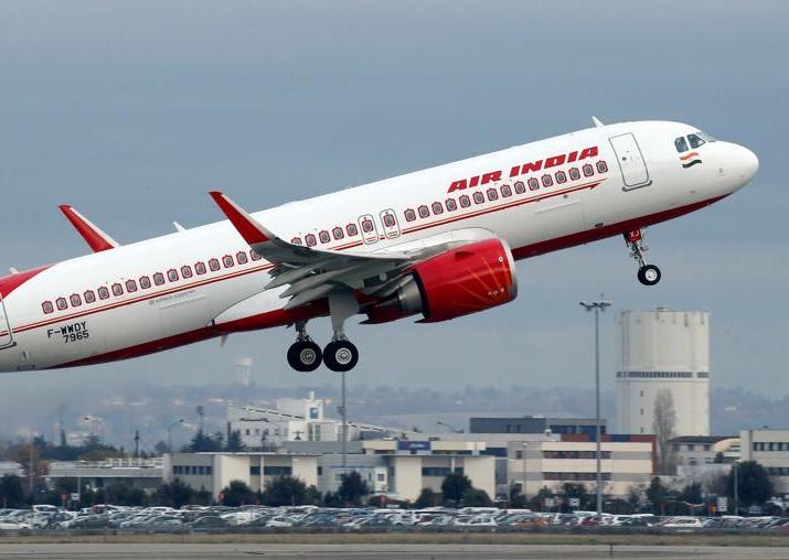 File pic - Union Cabinet allows 49 FDI in debt-ridden Air