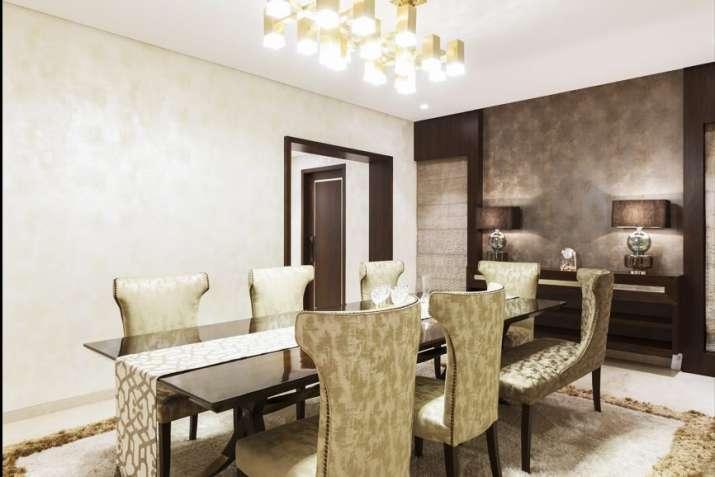 India Tv - Dining Room