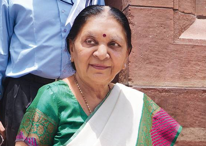 Former Gujarat CM Anandiben Patel to be next Governor of