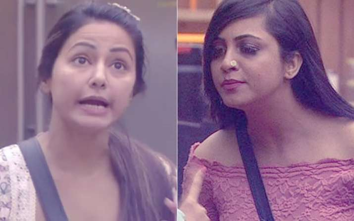 Arshi Khan on why Hina didn't attend Bigg Boss 11 party