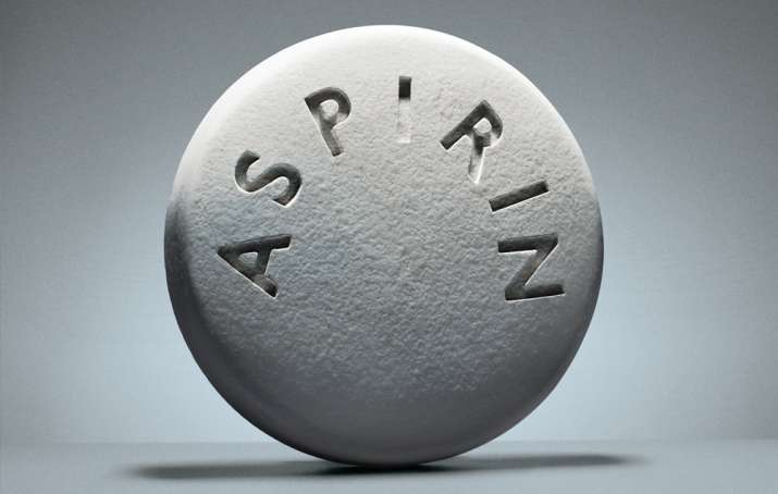 Asprin use may cut death risk in severe Covid patients