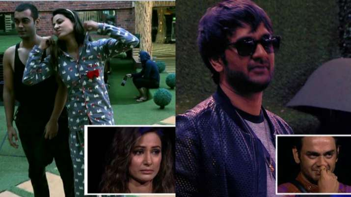 Bigg Boss 11 January 13 Written Updates Contestants Get Emotional As They Revisit Their Journey
