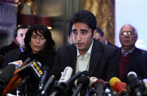 Bilawal Bhutto said that Pakistan will eradicate extremism
