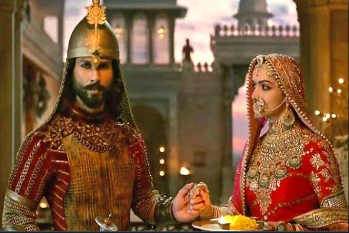 Padmaavat, Deepika Padukone, Shahid Kapoor