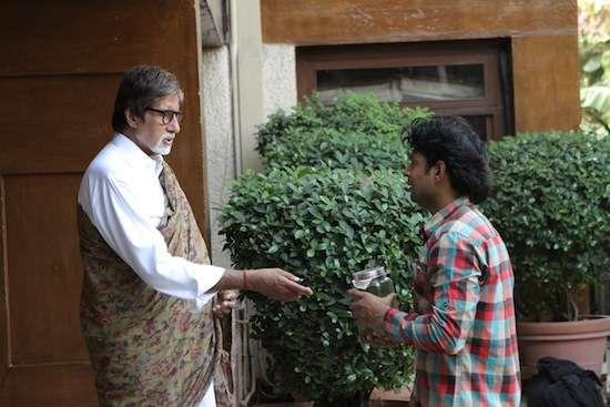 India Tv - Amitabh Bachchan in Bombay Talkies