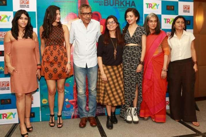 After Lipstick Under My Burkha, Ekta Kapoor and Alankrita