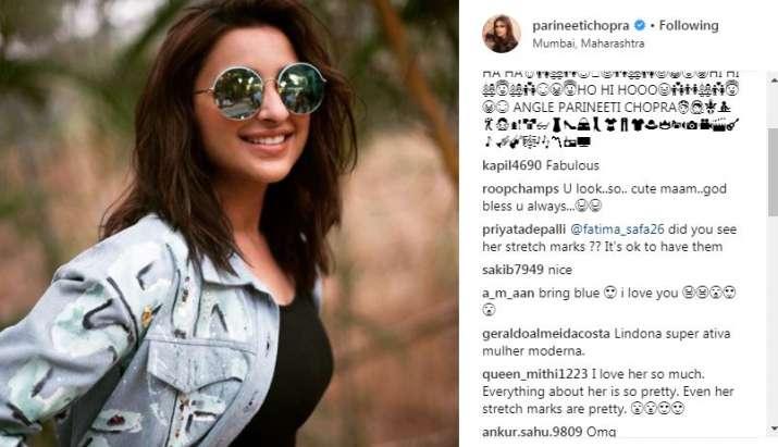 India Tv - Parineeti Chopra Instagram