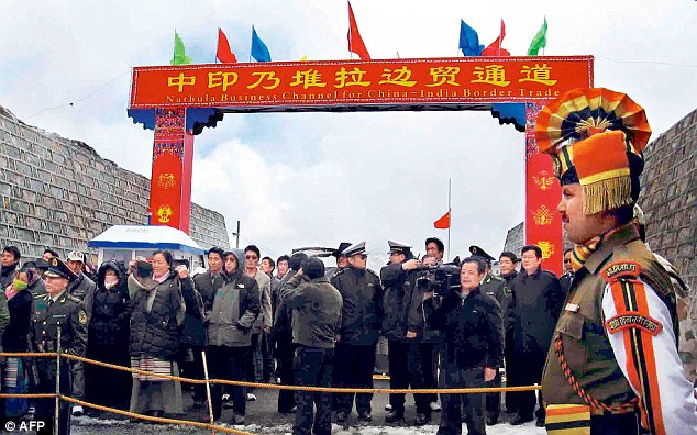 China says it 'never acknowledged' existence of Arunachal
