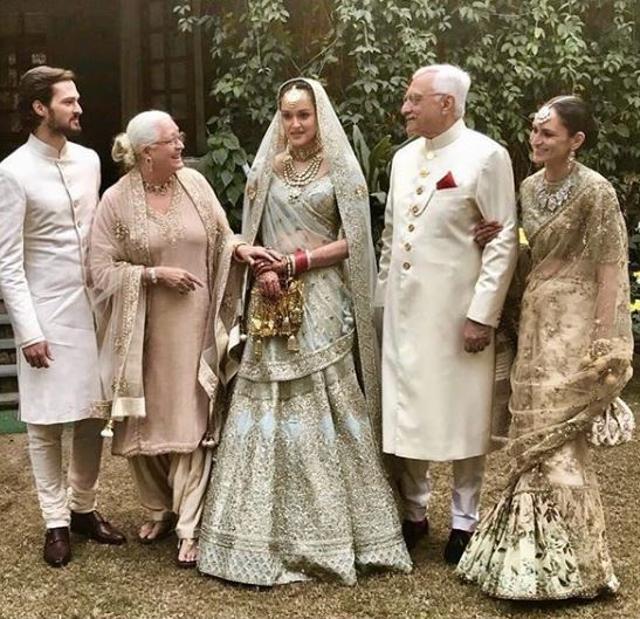 India Tv - Nafisa Ali daughter wedding
