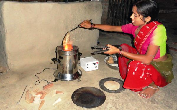 improved cookstove
