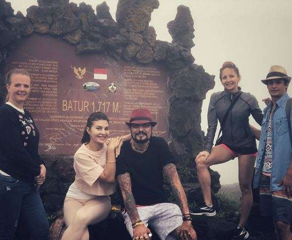 India Tv - Jacqueline Fernandez's vacation pictures