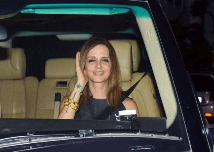 India Tv - Sussanne Khan