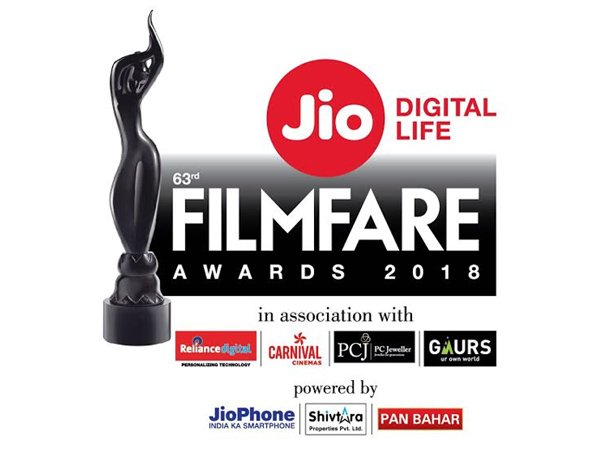 63rd Jio Filmfare Awards 2018: Where to watch, date, time