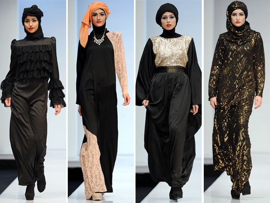 Hijabs and abayas now a part of mainstream dressing