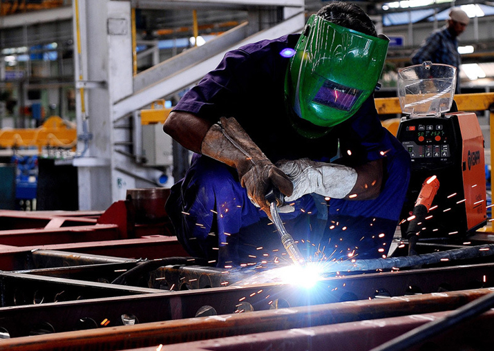 Representational pic - Factory output growth hits 17-month