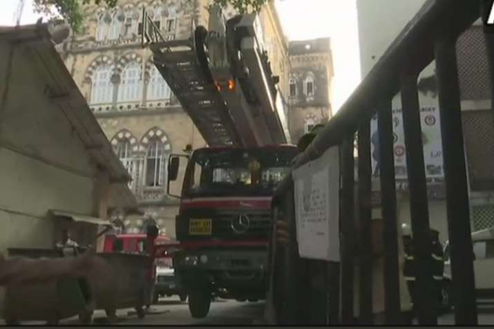 Fire doused at Mumbai Sessions Court premises located at