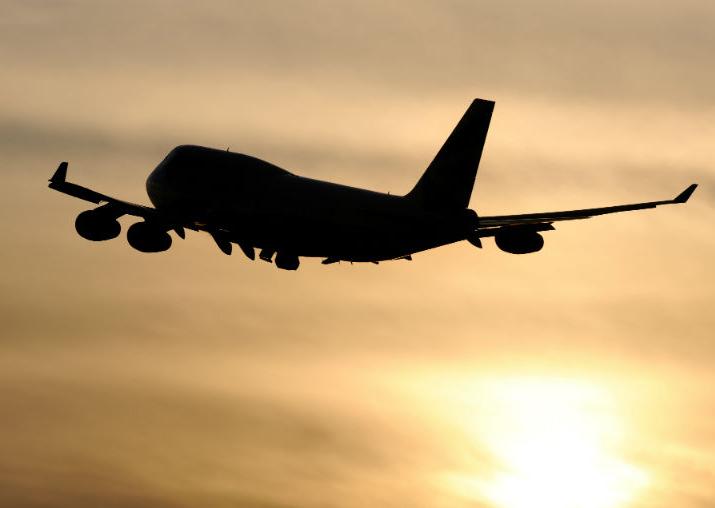 Representational pic - American shutdown Flights from India