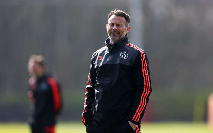 superior quality aa028 d0daa Ryan Giggs lands 1st coaching job with Wales national team ...