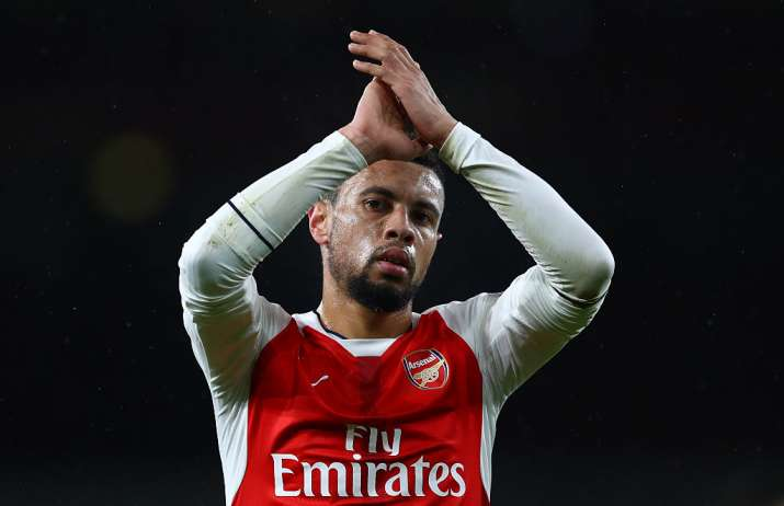India Tv - A file image of Francis Coquelin applauding the crowd.