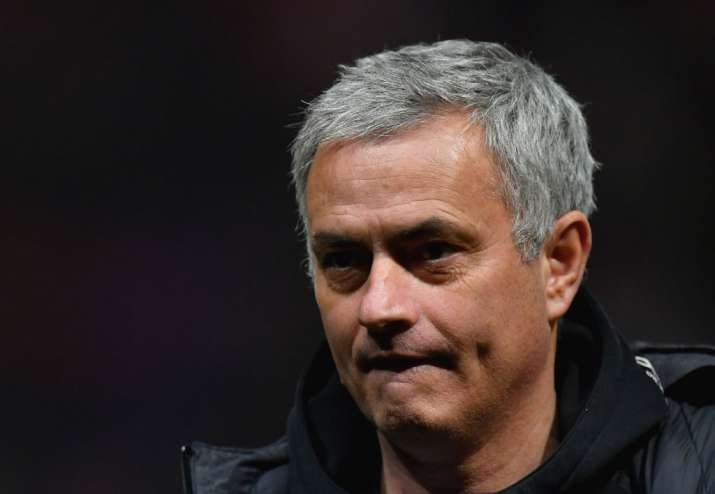 India Tv - A file image of Jose Mourinho