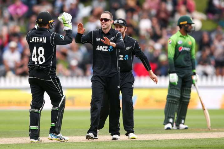 1st Odi Williamsons Ton Helps New Zealand Defeat Pakistan By 61
