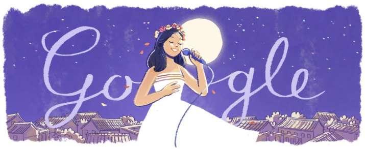 Google Doodle celebrates 65th birth anniversary of
