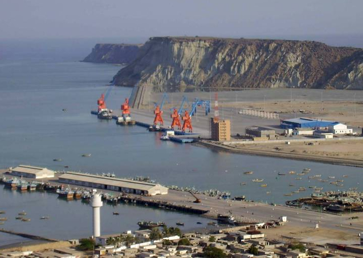 File pic - Pakistan denies reports of Chinese military base