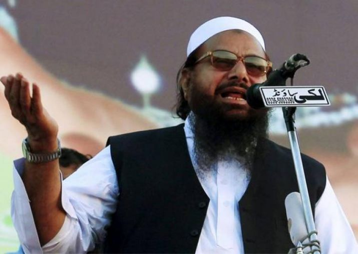 Hafiz Saeed, the chief of the Jamaat-ud-Dawah JuD, was