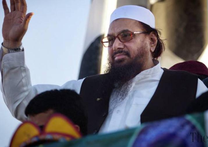 JuD chief terrorist Hafiz Saeed