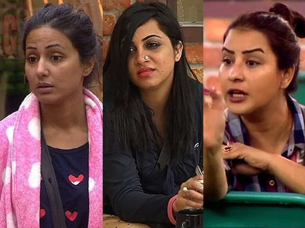 Arshi Khan opens up on Hina Khan's offensive remark on